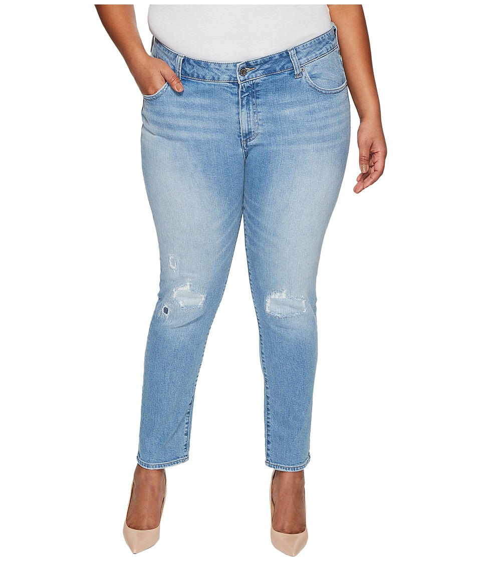 Lucky Brand Plus Size Ginger Skinny Jeans in Ideal (Ideal) Women