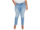 Lucky Brand - Plus Size Ginger Skinny Jeans in Ideal
