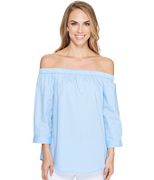 Calvin Klein - Off Shoulder 3/4 Sleeve Top