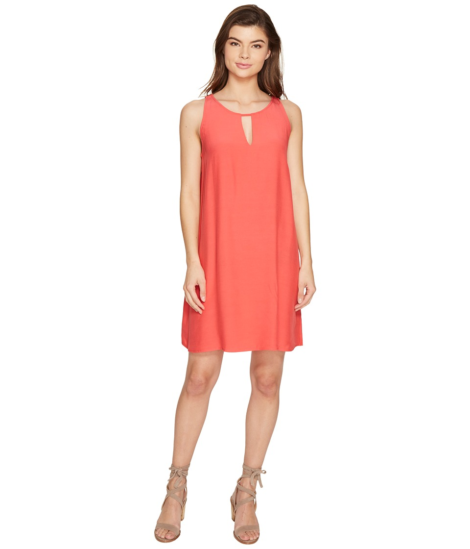 BB Dakota Phoede Keyhole Shift Dress (Glow) Women