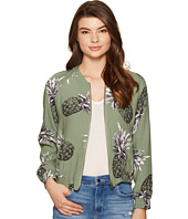BB Dakota - Delaney Printed Bomber Jacket