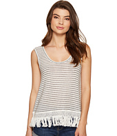 BB Dakota - Nessa Fringe Trim Tank Top