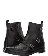 Alexander McQueen - Florence 3 Buckle Monk Strap Boot