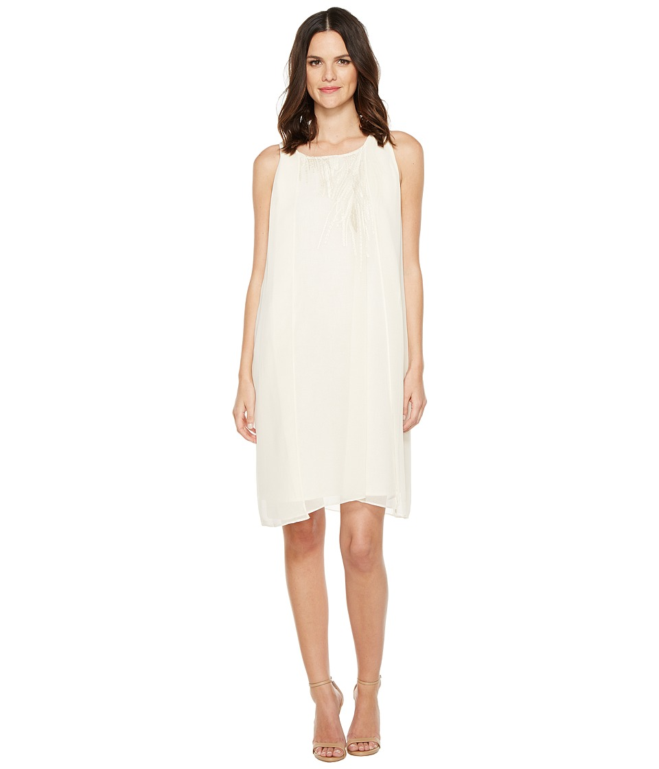 NIC+ZOE Mid-Century Dress (Sandshell) Women