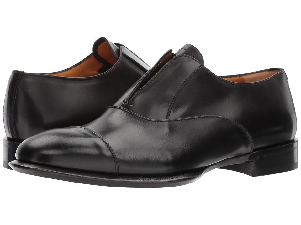 Alexander McQueen Luke Evening Loafer (Black) Men