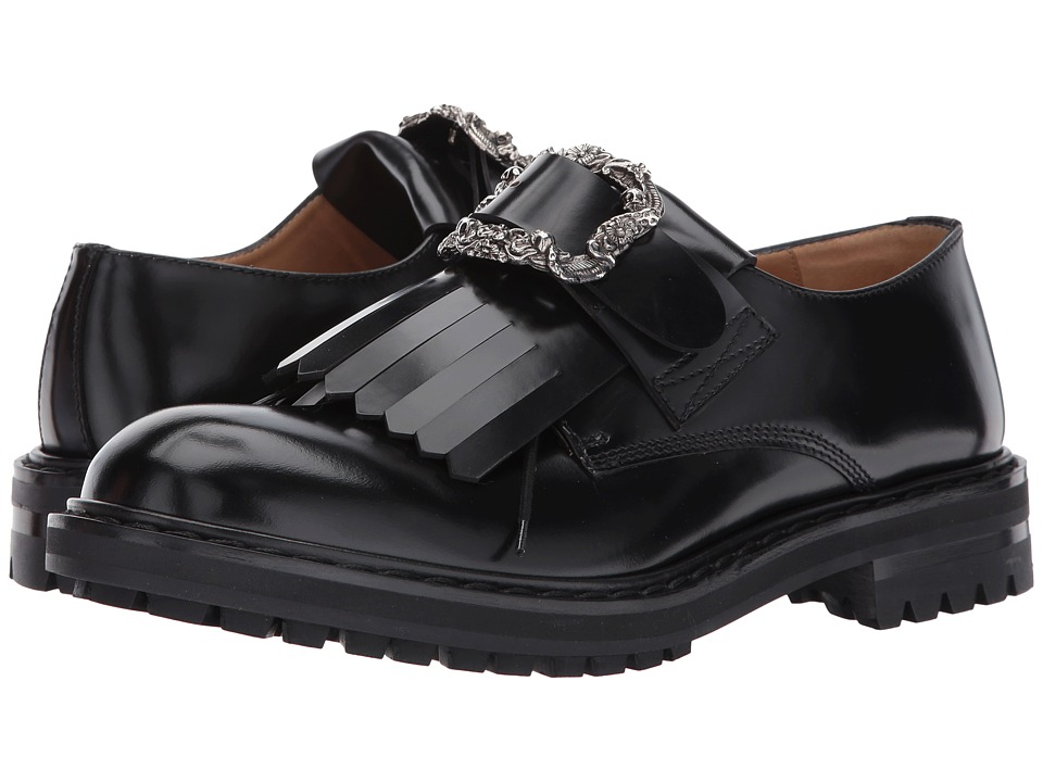 Alexander McQueen - Hopper Punk Buckle Shoe