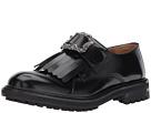 Alexander McQueen Hopper Punk Buckle Shoe