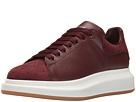 Alexander McQueen - Leather & Perforated Nubuck Sneaker