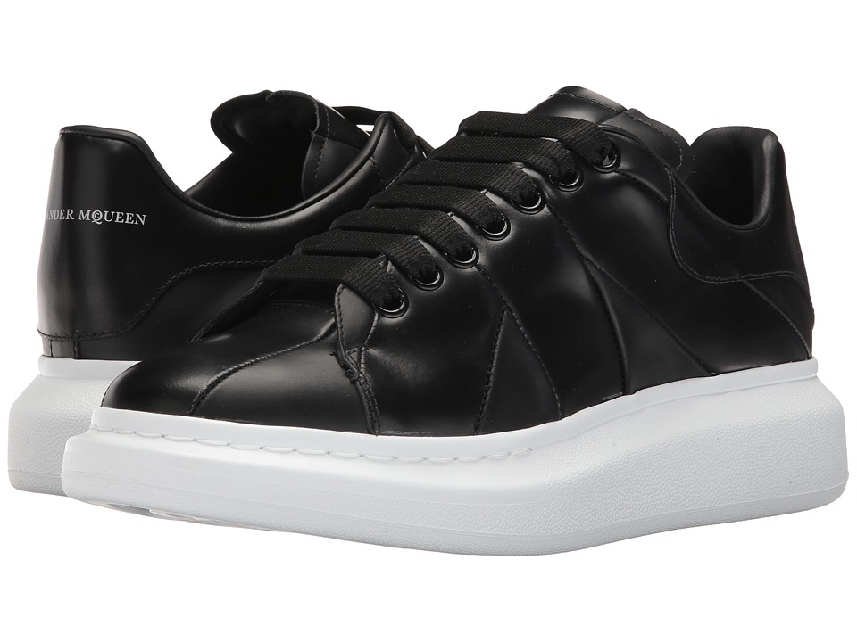 Alexander McQueen Union Jack Sneaker (Black) Men