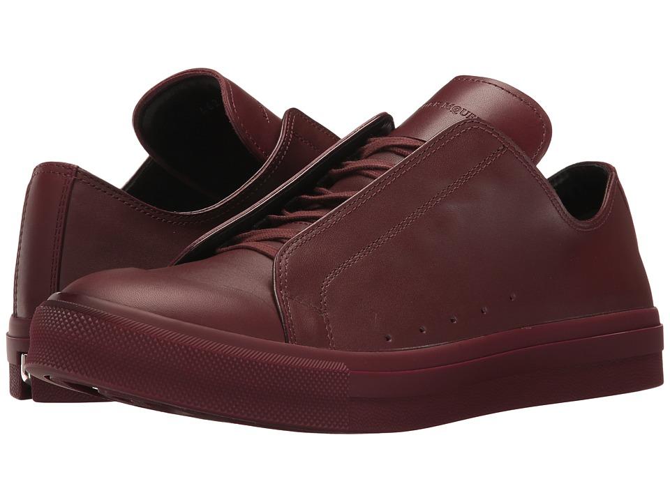 Alexander McQueen Cupsole Sneaker (Bordeaux) Men
