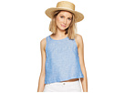 Rylan Linen Chambray Top