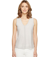 NIC+ZOE - Sheer Stripe Tank