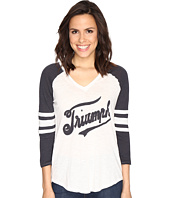 Lucky Brand - Triumph Football Tee
