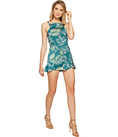BB Dakota - Wilder Palm Printed Romper