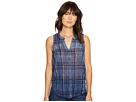 Blue Yarn-Dye Shirt