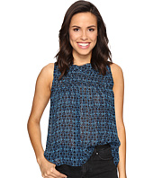 Lucky Brand - Rouched Yoke Tank Top