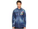 DSQUARED2 Patch Western Shirt