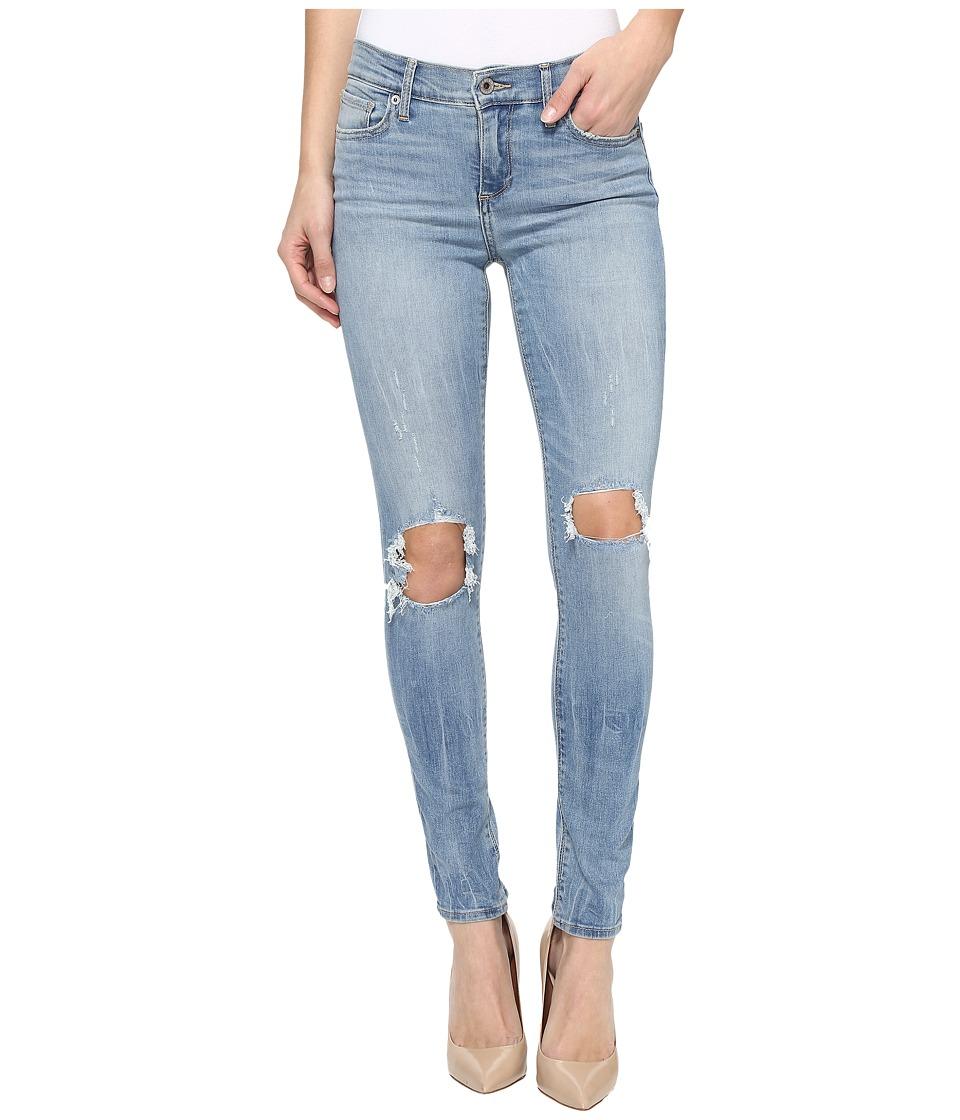Lucky Brand Brooke Legging Jeans in Byers (Byers) Women
