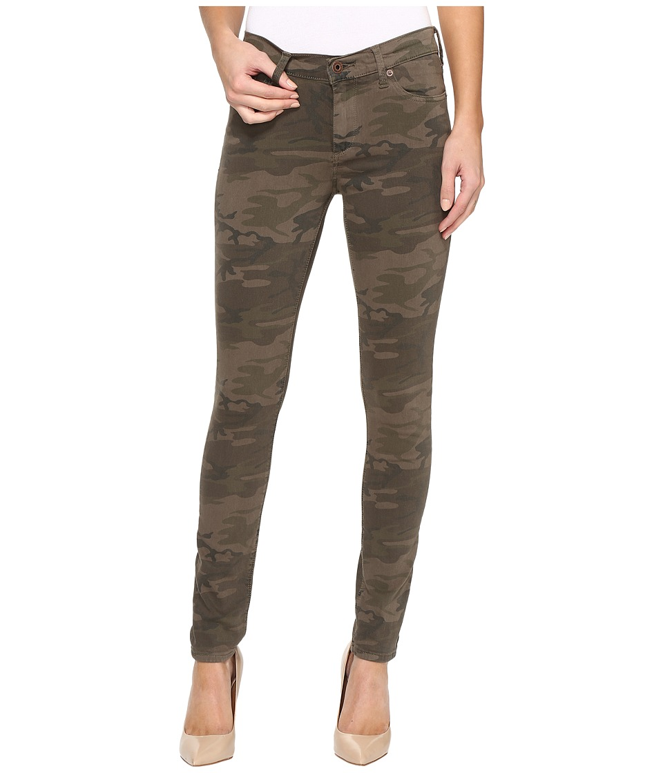 Lucky Brand Brooke Legging Jeans in Jagged Camo (Jagged Camo) Women