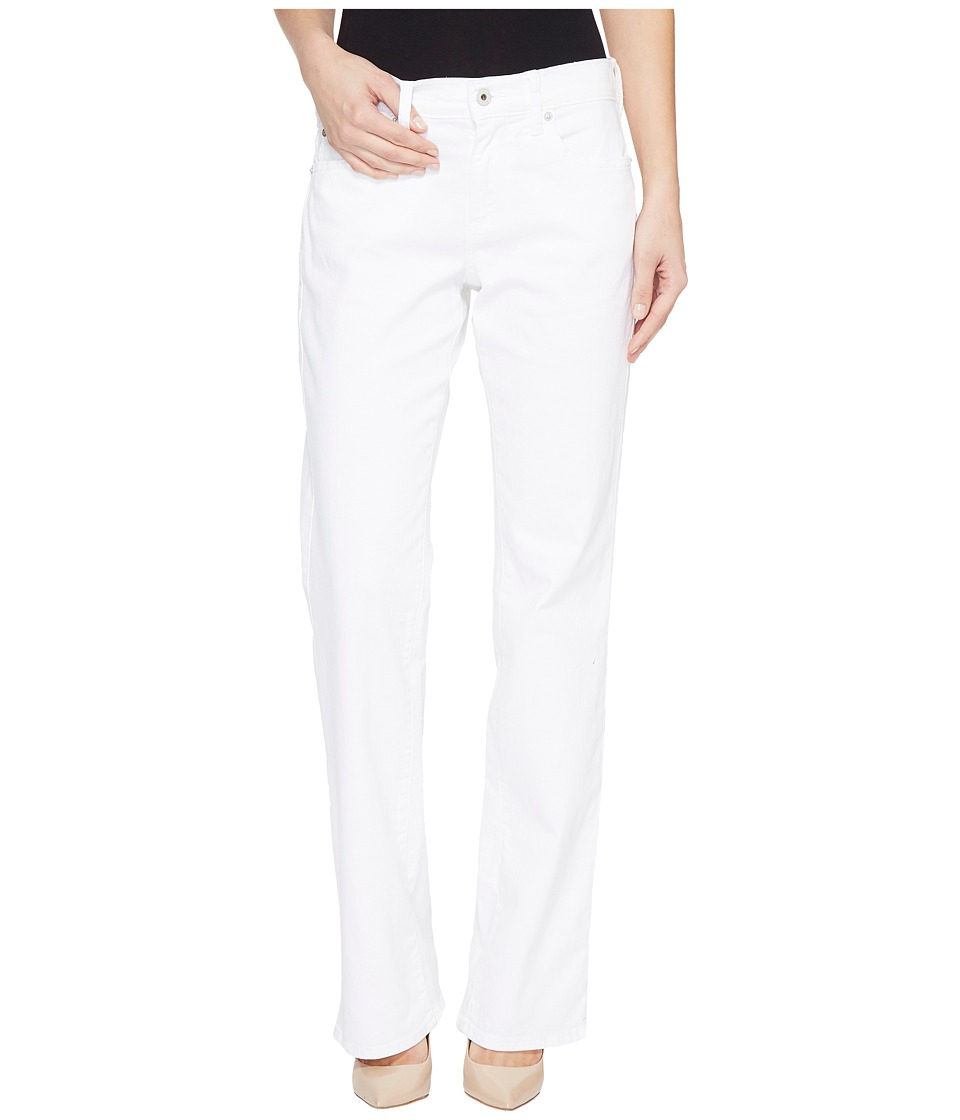 Lucky Brand Easy Rider Jeans in White Cap (White Cap) Women