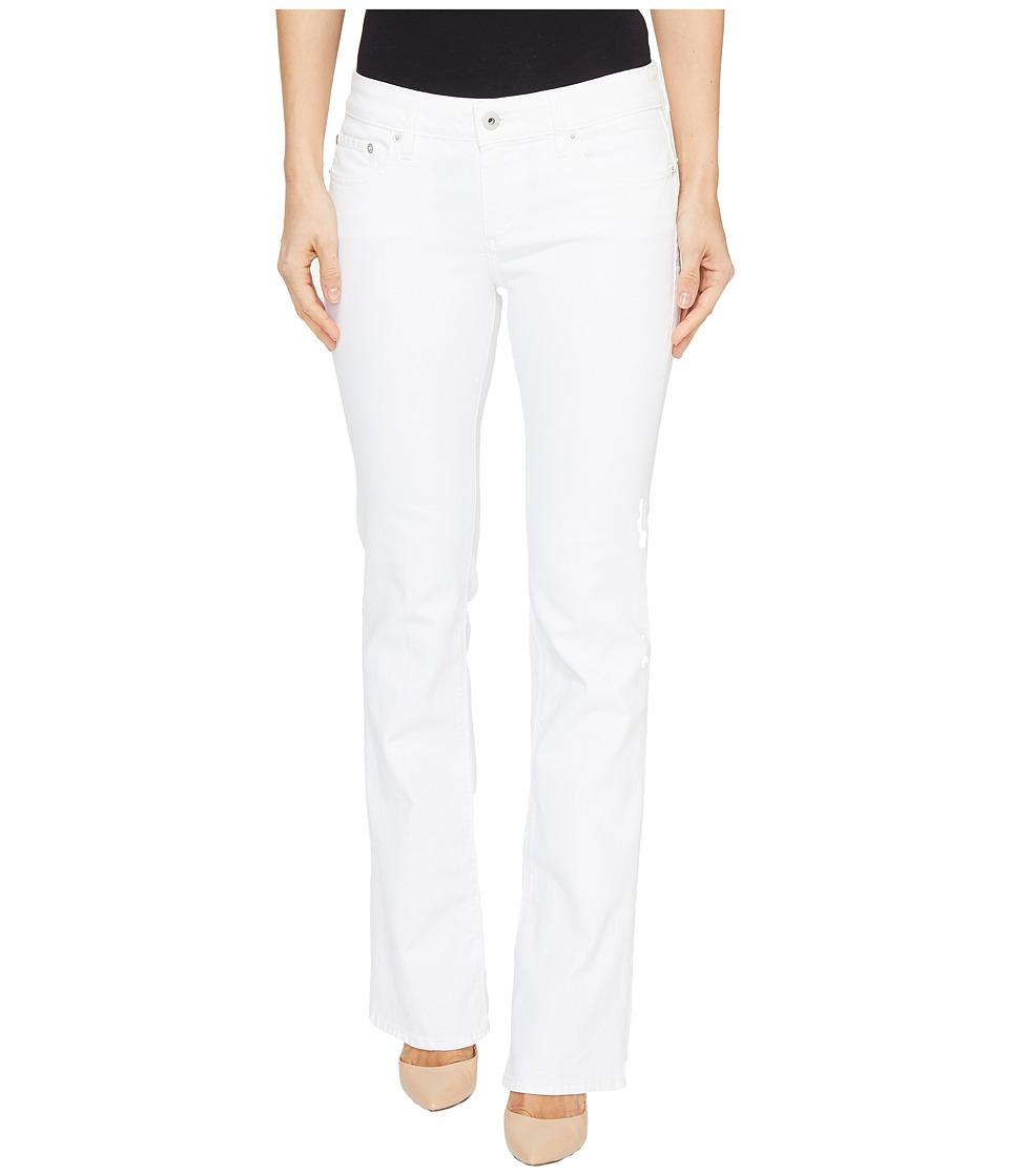 Lucky Brand Lolita Bootcut Jeans in White Cap (White Cap) Women