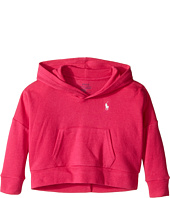 Polo Ralph Lauren Kids - Cotton Modal Hoodie (Toddler)