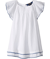 Polo Ralph Lauren Kids - Smocked Cotton Dress (Toddler)