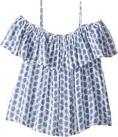 Polo Ralph Lauren Kids - Cotton Paisley Shirt (Toddler)