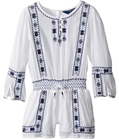 Polo Ralph Lauren Kids - Embroidered Romper (Toddler)