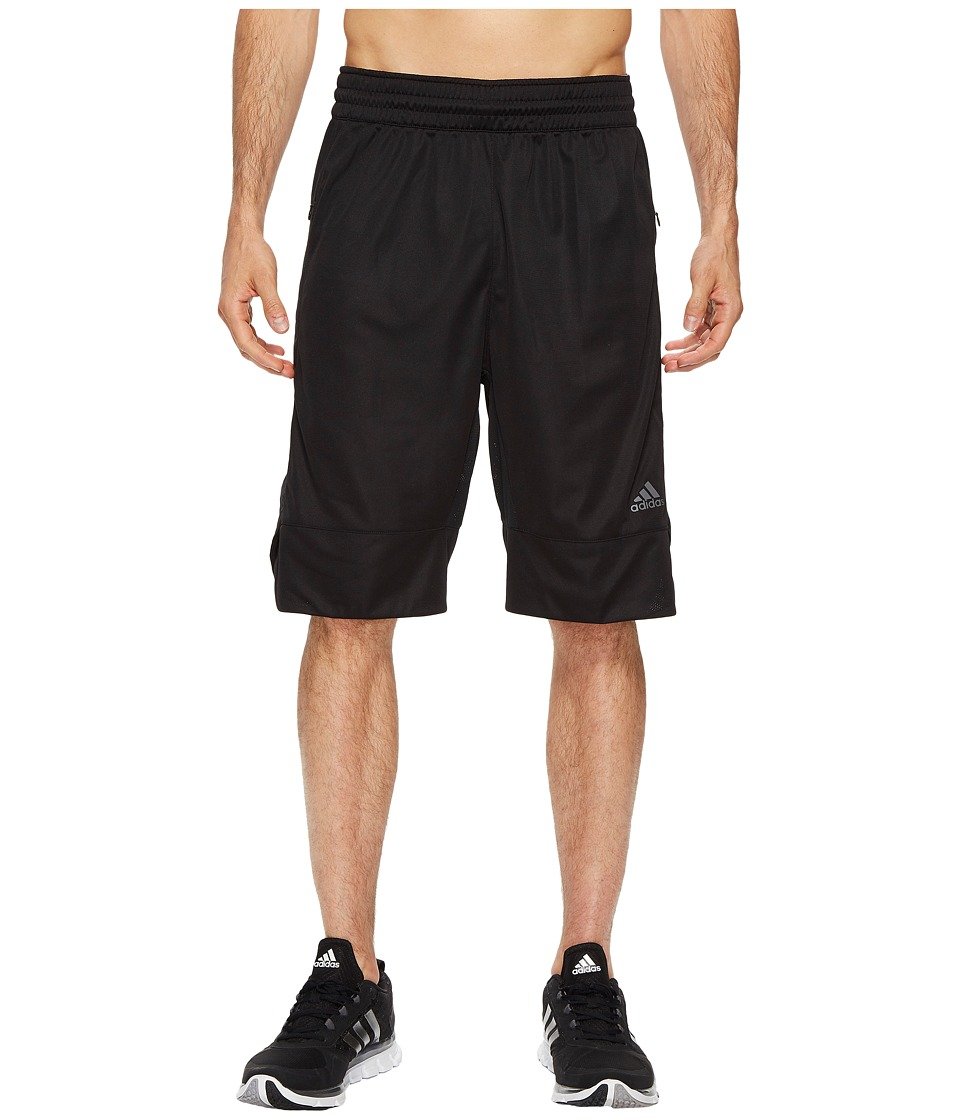 adidas - Essentials Shorts 2 (Black) Men's Shorts