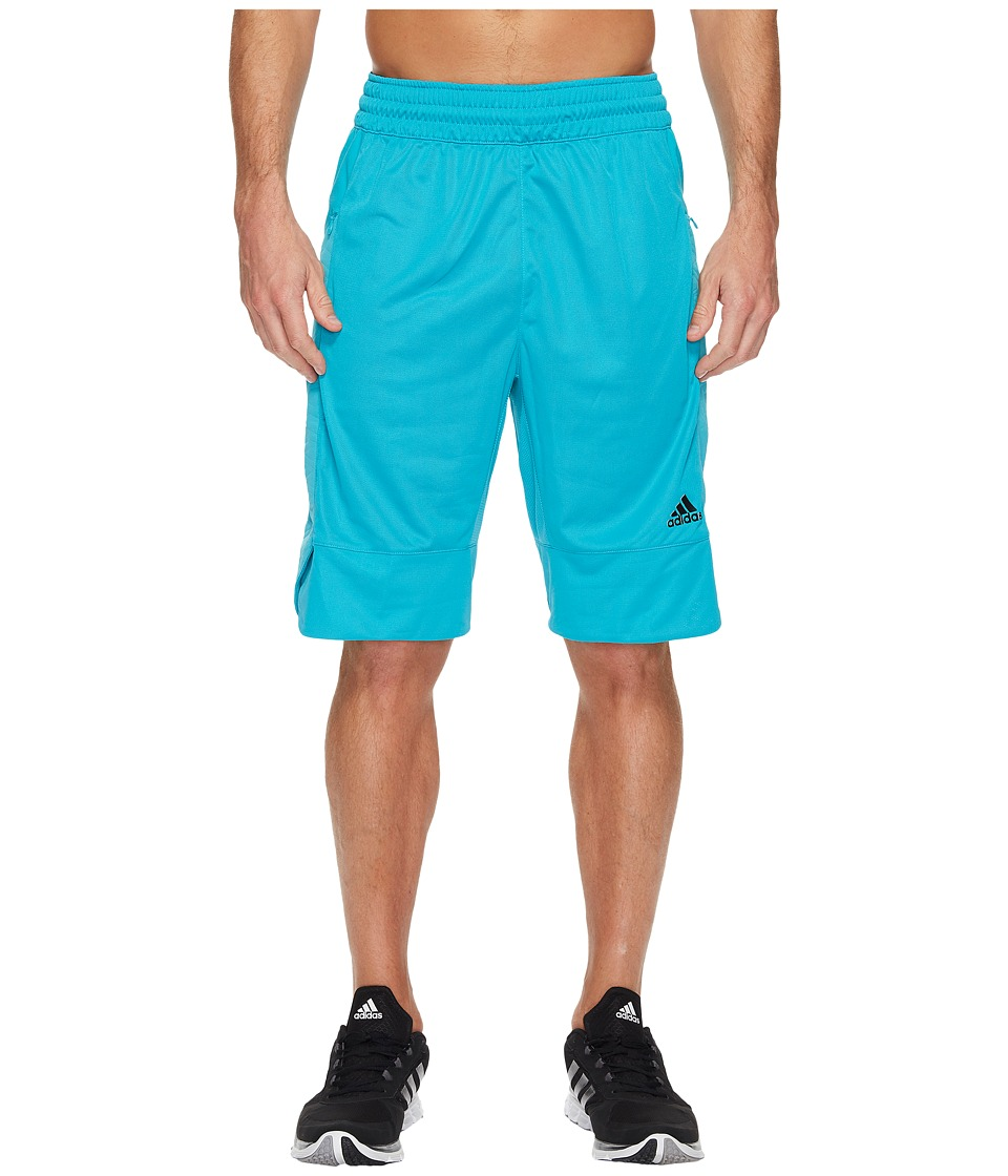 adidas Essentials Shorts 2 (Energy Blue) Men