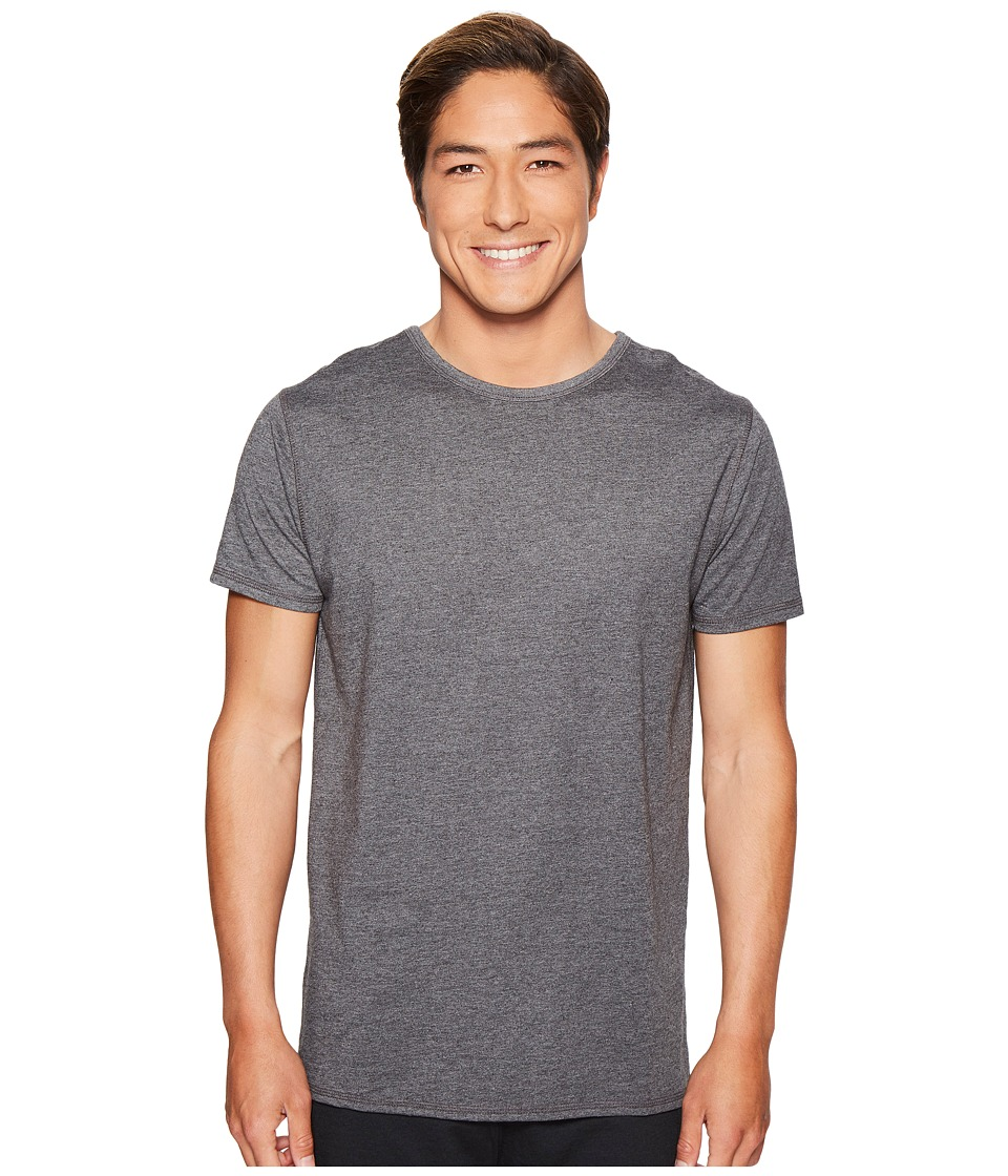 4Ward Clothing - Short Sleeve Jersey Shirt - Reversible Front/Back (Charcoal) Boys T Shirt