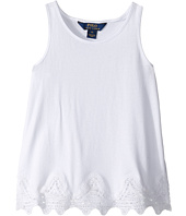 Polo Ralph Lauren Kids - Lace Tank Top (Little Kids)