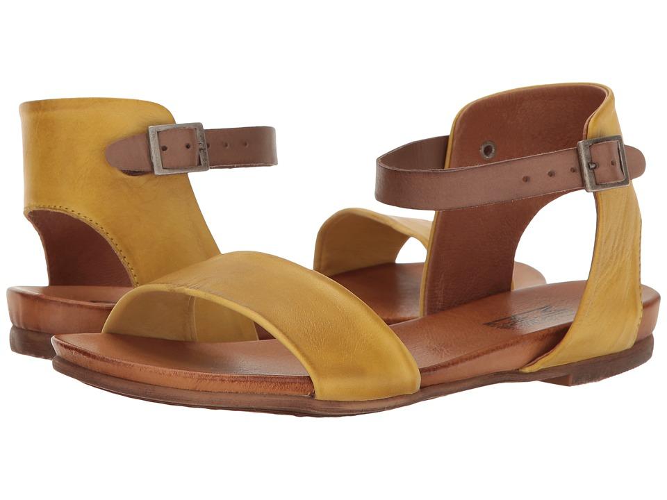 Miz Mooz - Alanis (Yellow) Women's Sandals