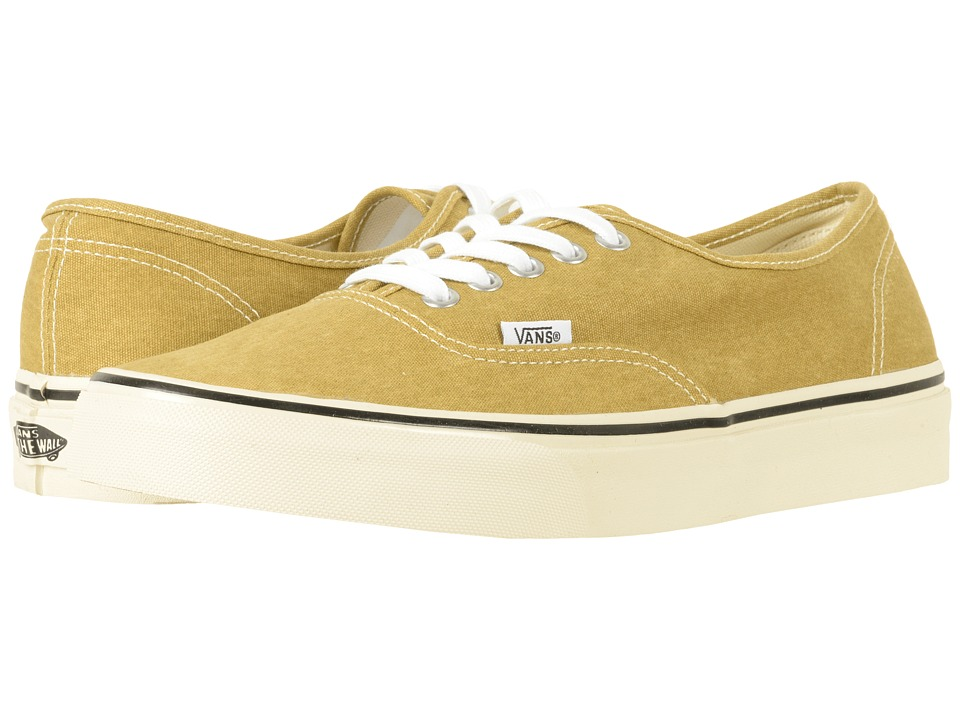 Vans Authentictm ((Vintage) Olive/Turtledove) Skate Shoes