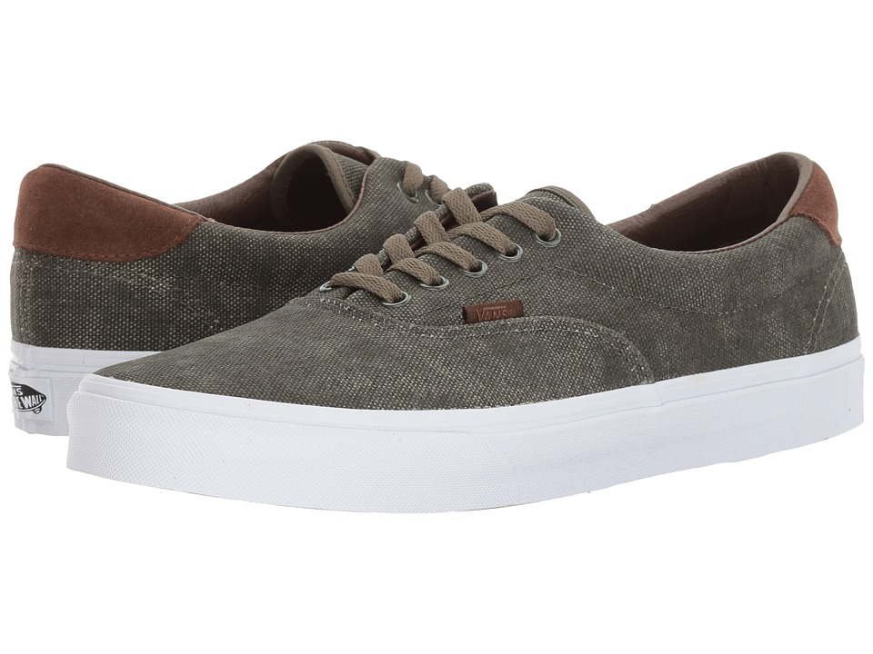 Vans Era 59 ((C&L) Birds/Grape Leaf) Skate Shoes