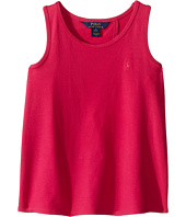 Polo Ralph Lauren Kids - Solid Tank Top (Little Kids/Big Kids)