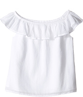Polo Ralph Lauren Kids - Ruffle Top (Big Kids)
