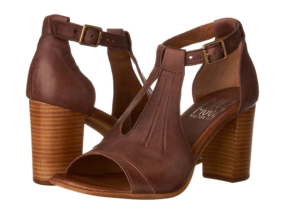 Miz Mooz Savannah (Mauve) High Heels