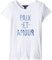 Polo Ralph Lauren Kids - Graphic Tee (Little Kids/Big Kids)