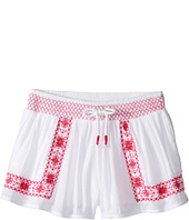 Polo Ralph Lauren Kids - Gauze Smocked Shorts (Toddler)