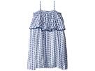 Polo Ralph Lauren Kids - Gauze Print Maxi Dress (Little Kids)