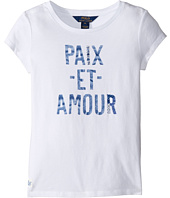 Polo Ralph Lauren Kids - Graphic Tee (Little Kids)