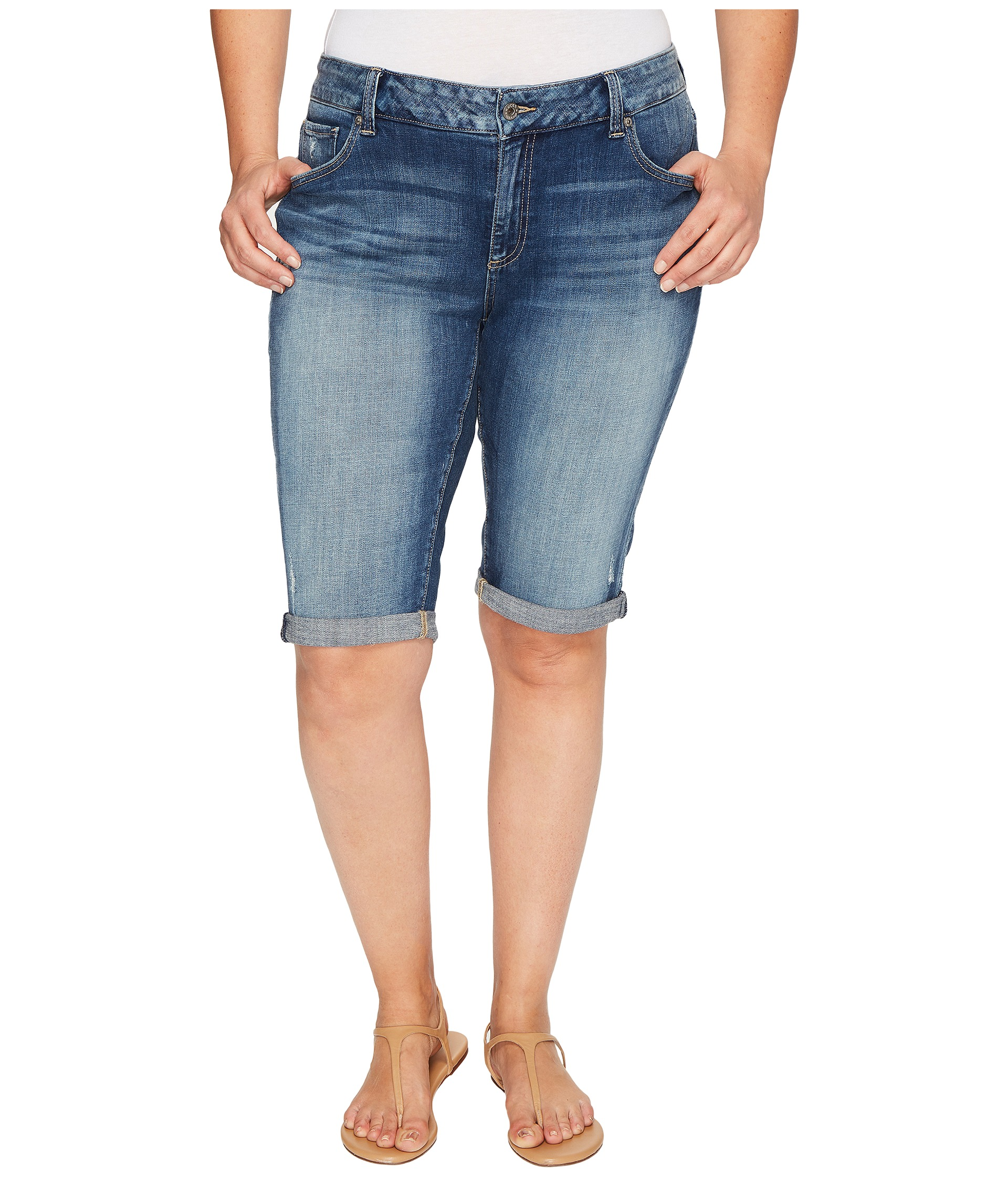 Free shipping BOTH ways on plus size womens bermuda shorts, from our vast selection of styles. Fast delivery, and 24/7/ real-person service with a smile. Click or call