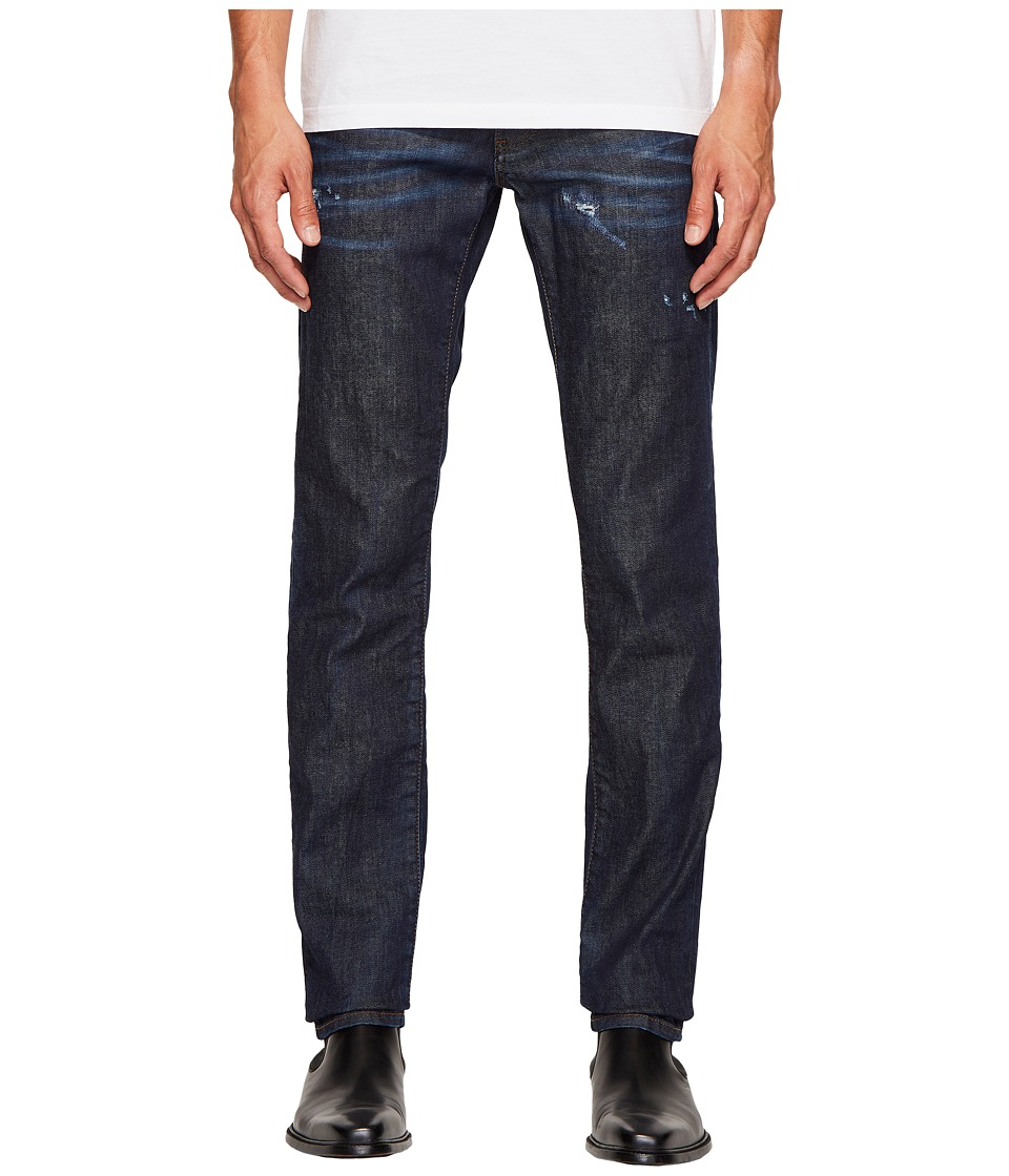 DSQUARED2 Nothing Slim Jeans in Blue (Blue) Men's Jeans