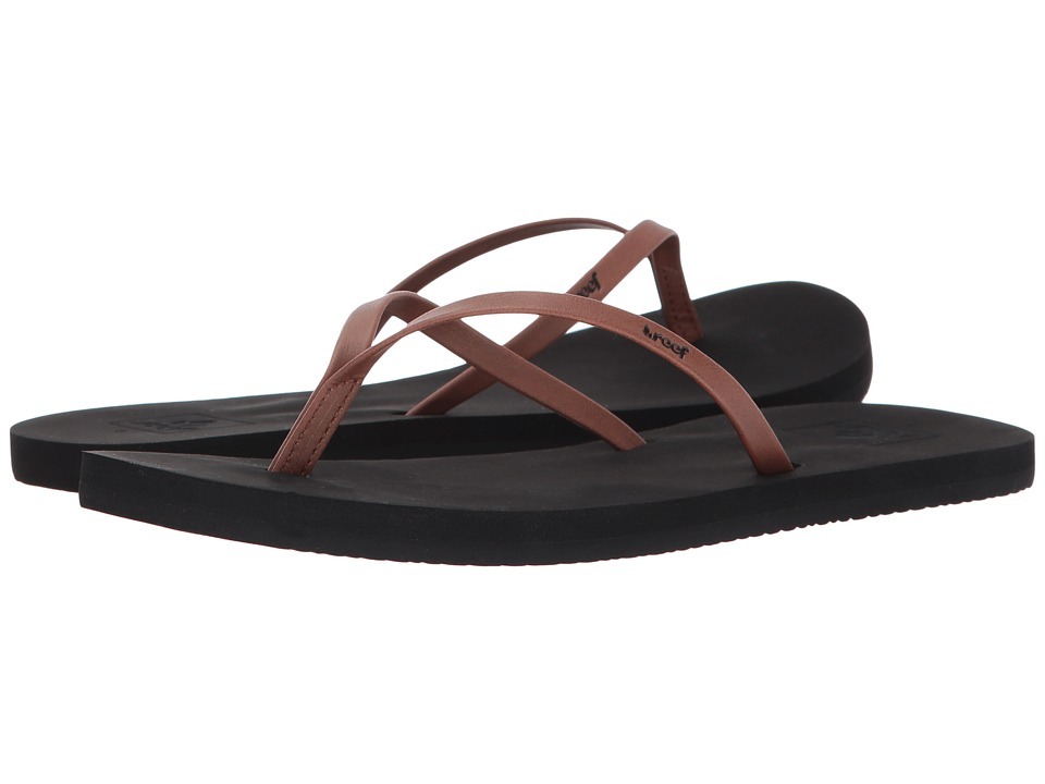 Reef - Bliss Nights (Espresso) Women's Sandals