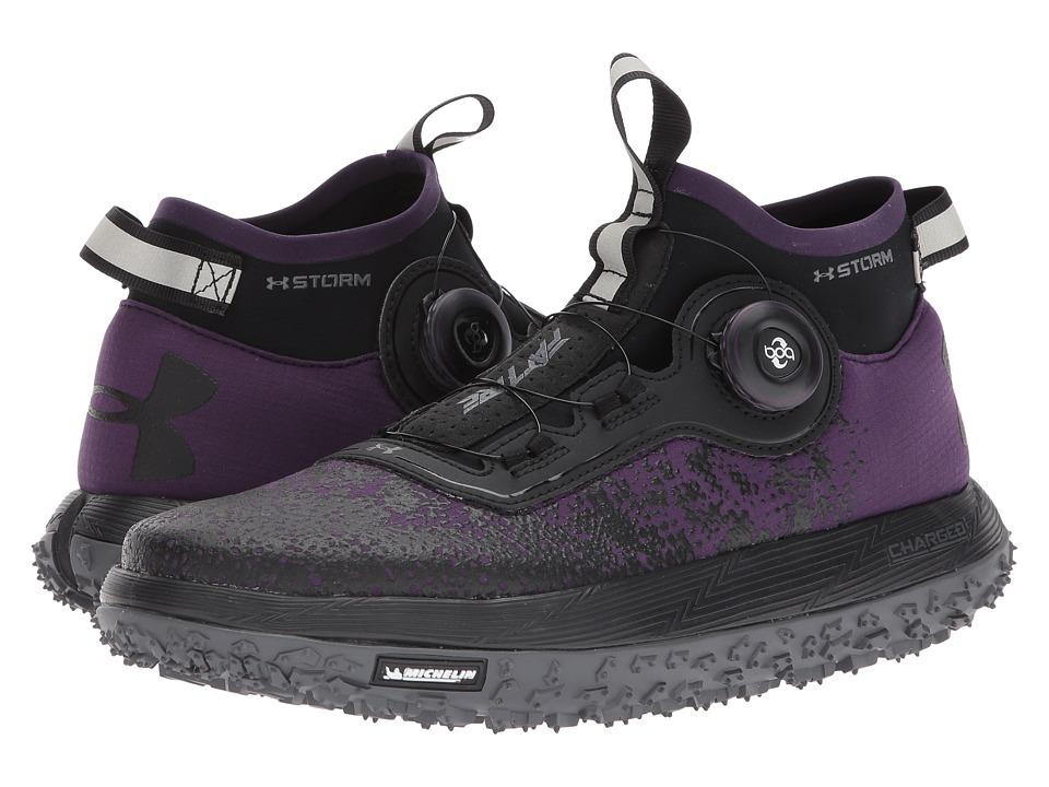 Under Armour - UA Fat Tire 2 (Premier Purple/Rhino Gray/Black) Womens Running Shoes