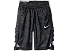 Nike Kids Dry Elite Stripe Printed Basketball Short (Little Kids/Big Kids)