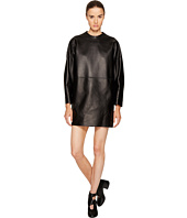 DSQUARED2 - Boned Leather Dress