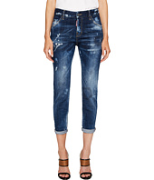 DSQUARED2 - Day Dream Wash Cool Girl Jeans in Blue